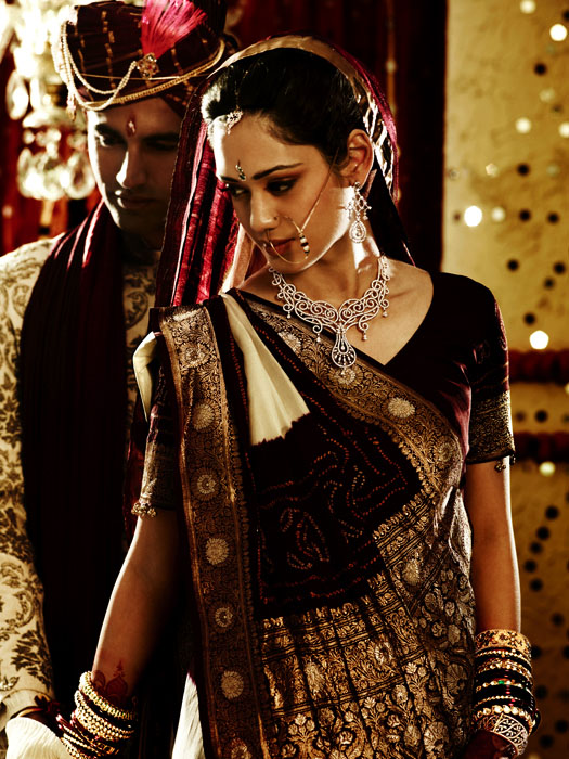Picture-11 ( 20 Gorgeous Wedding Photographs from Tanishq Wedding Advertisement Gallery )